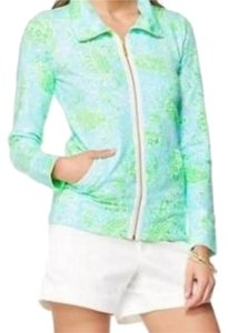 Lilly Pulitzer Leona Full Zip Sweatshirt