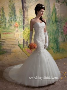 Mary's Bridal 6141 Wedding Dress