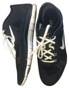 Nike Sneakers Black Athletic