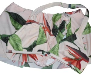 Tommy Bahama floral bikini top skirted bottom swim suit