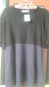 Threads 4 Thought T Shirt black blue