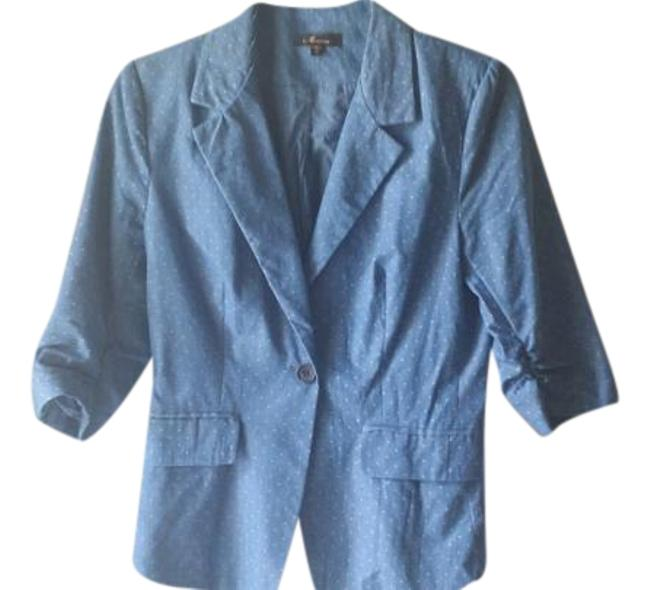 Preload https://img-static.tradesy.com/item/18741808/blue-monteau-jacket-shorts-suit-size-8-m-0-1-650-650.jpg