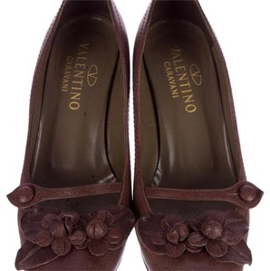 Valentino Chocolate brown Pumps