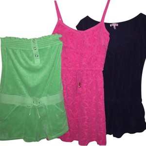 Juicy Couture Three Juicy Couture Terry Cover Ups