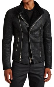 John Varvatos Fur Coat