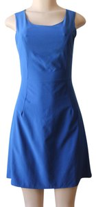 Ya Los Angeles short dress Blue on Tradesy