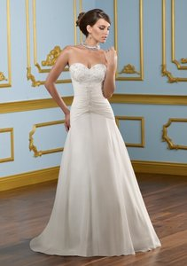 Mori Lee 4910 Wedding Dress