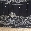 Anthropologie Skirt Black Image 1