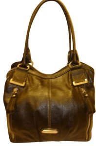 Ellen Tracy Refurbished Leather Hobo Bag