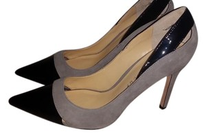 Ivanka Trump Gray Pumps
