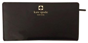 Kate Spade Nwt Kate Spade Wallet Stacey Charlotte Terrance Black