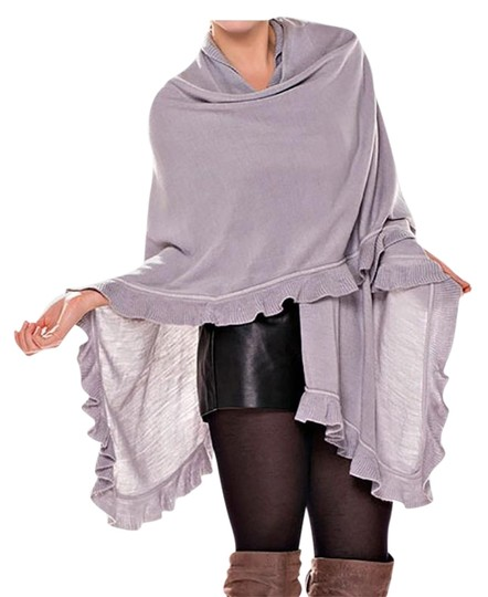 Other Gray Frill Accent Trim Wrap Image 1