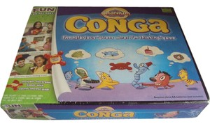 Other Conga Board Game New In Box