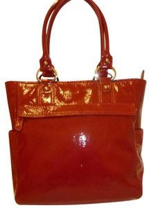 Nordstrom Refurbished Tote in Red