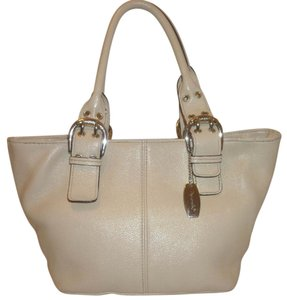 Tignanello Refurbished Leather Hobo Bag