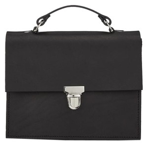 Alfie Douglas Mini Leather Cross Body Bag