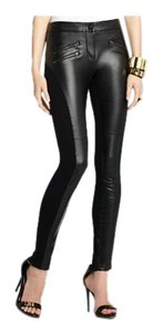 BCBGMAXAZRIA Black Leggings
