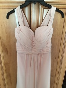 Bill Levkoff Blush Pink/Petal Pink Bill Levkoff Style 1160 Dress