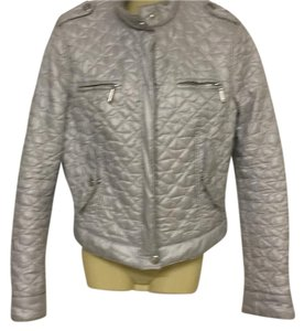 Love Moschino Gray/silver Jacket