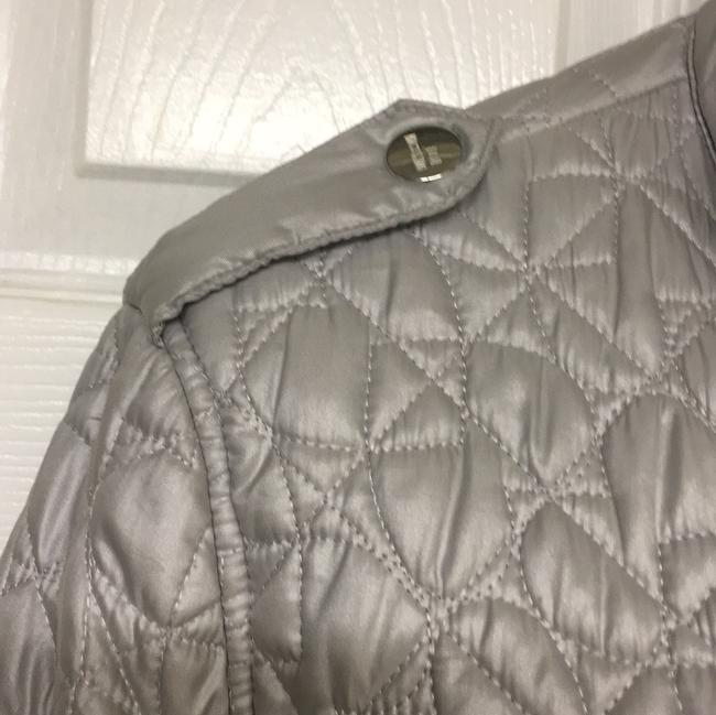 Love Moschino Gray/silver Jacket Image 5