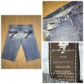 7 For All Mankind Capris Image 1