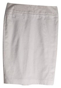 Club Monaco Skirt White