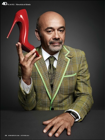 Christian Louboutin Brown Pumps Image 8