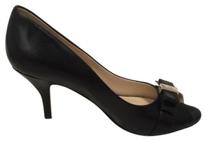 Nine West Black, gold Pumps