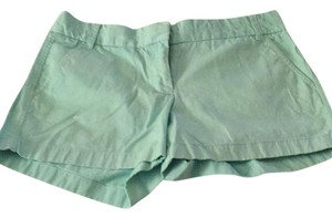 J.Crew Mini/Short Shorts Sea foam green