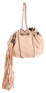 Chanel Wristlet in Blush Pink