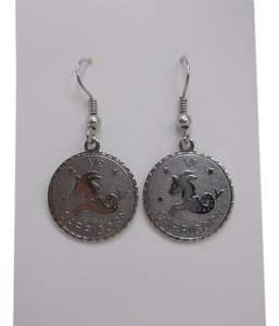 Other Capricorn Fashion Earrings w Free Shipping