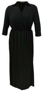 Black Maxi Dress by NY Collection