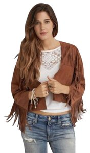 American Eagle Outfitters Coachella Chic Leather Jacket