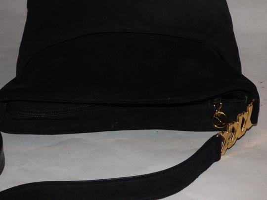 Paloma Picasso Dressy Or Casual New With Tags Great Everyday By Bold Gold Hardware Hobo Bag Image 8