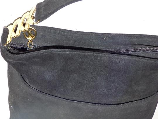 Paloma Picasso Dressy Or Casual New With Tags Great Everyday By Bold Gold Hardware Hobo Bag Image 9