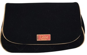 Dior BLACK VELVET - PARFUMS COSMETIC BAG