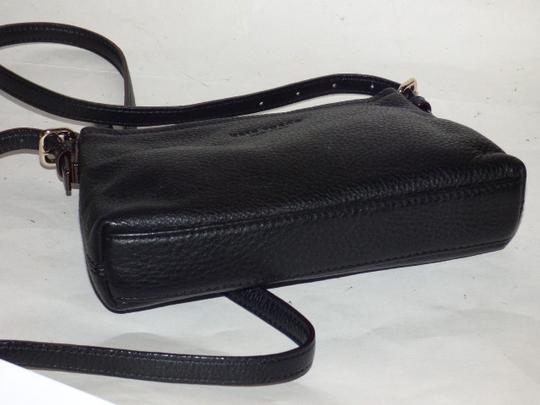 Kate Spade Excellent Condition Soft Leather Chrome Hardware Lots Of Pockets Body/Shoulder Cross Body Bag Image 1