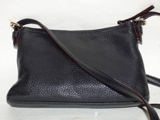 Kate Spade Excellent Condition Soft Leather Chrome Hardware Lots Of Pockets Body/Shoulder Cross Body Bag Image 2