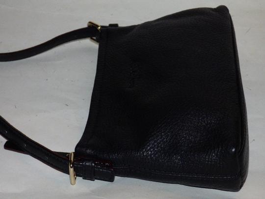 Kate Spade Excellent Condition Soft Leather Chrome Hardware Lots Of Pockets Body/Shoulder Cross Body Bag Image 4