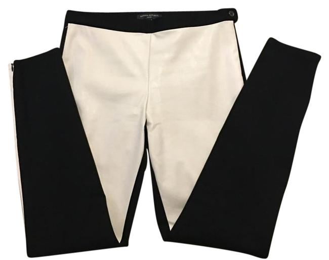 Item - Black and White Pants Size 6 (S, 28)