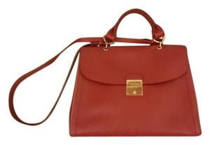 Marc Jacobs Sale Satchel in Red