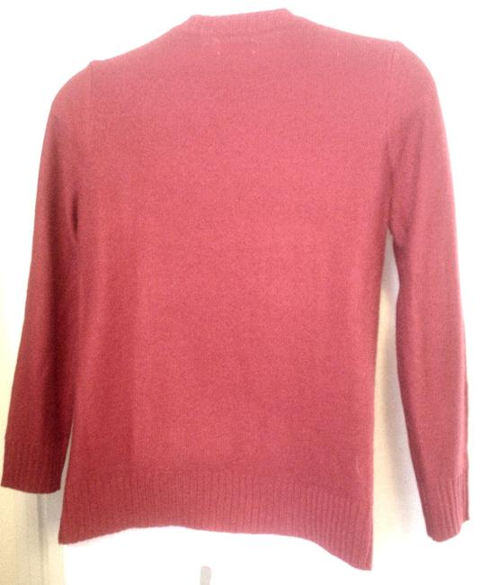 Faded Glory Longsleeve Acrylic Cable Knit Holiday Sweater Image 1