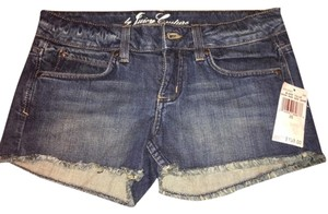 Juicy Couture Denim Shorts-Medium Wash