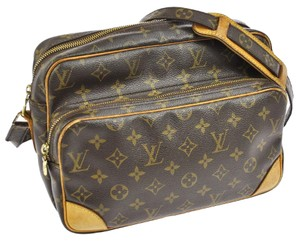 Louis Vuitton Nile Messenger Shoulder Bag