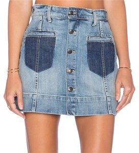 JOE'S Jeans Skirt Blue