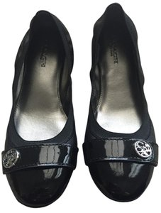 Coach Brand New Item Black Flats