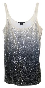 A|X Armani Exchange Embellished A/x Top White
