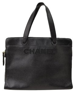 Chanel Tote Shoulder Bag