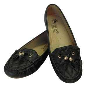 Ball Band New Size 6.00 M Padded Arch Black Flats