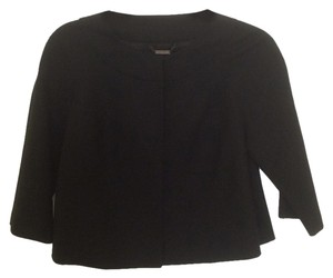 Laundry by Shelli Segal Black Blazer